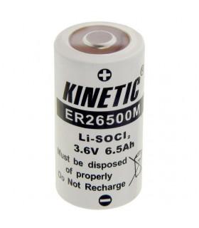 ER26500 - Pilha Litio R14 3.6V, Size C - 169LSH14