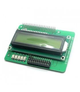 Raspberry Pi Character LCM LCD1602 Add-on Display Module V20 - MX150627007