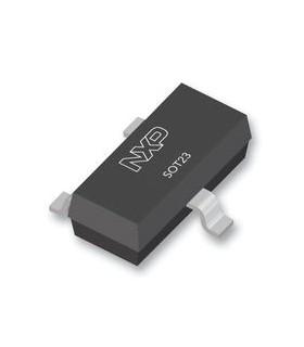 PDTA143ET - Transistor Bipolar P, 50V, 0.1A, 0.25W, SOT23 - PDAT143ET