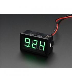 ADA575 - Panel Volt Meter - 4.5V to 30VDC - ADA575