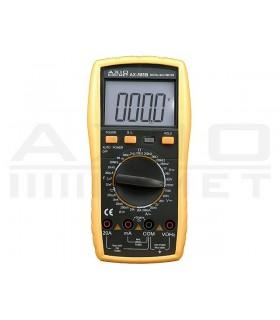 AX-585B - Multimetro Digital 4.5 Digitos(19999) 32mm - AX-585B