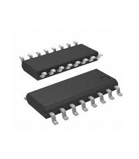 DG413DY - Analogue Switch, Quad Channel, SPST Soic16 - DG413DY