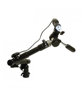 MS52B  Dino heavy duty jointed flex arm stand - MS52B