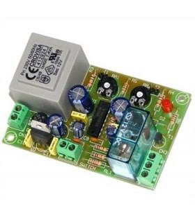 I-133 - Temporizador Retardador 1 a 180seg - 230Vac - I133