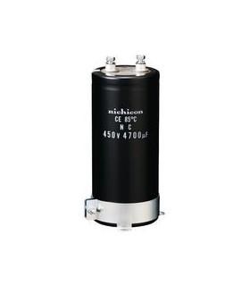 Condensador Electrolitico 2700uF 400V - 352700400
