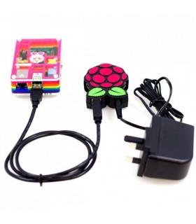 Hub USB 4 Portas Oficial Raspberry - PIHUB