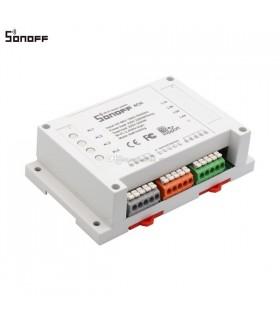 Sonoff 4CH - 4 Channel WiFi Wireless Switch - MX160913003