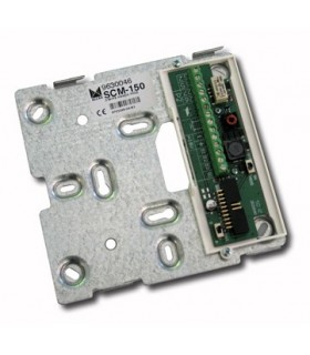 Suporte de monitor mãos livres sistema 2 fios com conexões - SCM-150