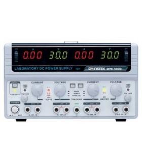 GPS-4303 - Fonte Alimentação Bancada, 4 Outputs, 0-30V, 0-3A - GPS-4303