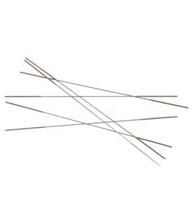 Conjunto de 6 lâminas de passo grosso 28TPI - 2228110