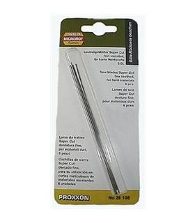 Conjunto de 6 lâminas de passo standard 17TPI - 2228108