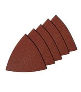 Folhas de lixa em Corindo para OZI, grão 150, 5un - 2228882