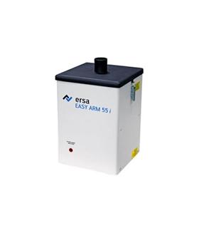 Unidade de extracção de fumos ERSA, EA55 i CPLT. - 0CA09-001