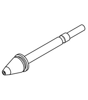 Ponta dessoldar 0.8mm, X-TOOL ERSA - 0722EN0823/SB