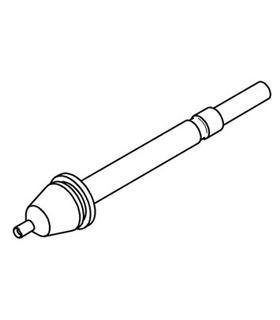 Ponta dessoldar 1mm, X-TOOL ERSA - 0722EN1018S/SB