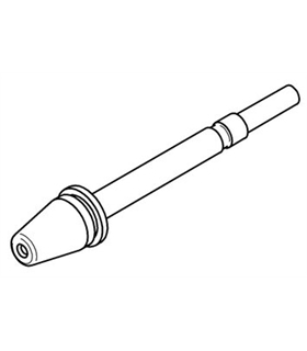 Ponta dessoldar 1.5mm, X-TOOL ERSA - 0722EN1548/SB