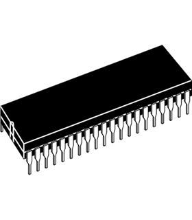 80C52 - 8-bit CMOS Microcontroller 0-60 MHz, DIL 40 - 80C52