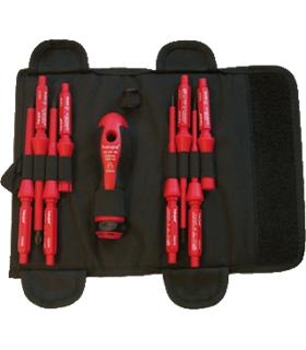 Kit Chaves com Hastes Permutaveis Isoladas 1000v - H102000
