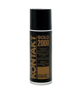 Kontakt GOLD 2000 - Spray Limpeza Contactos para Platinados - GOLD2000