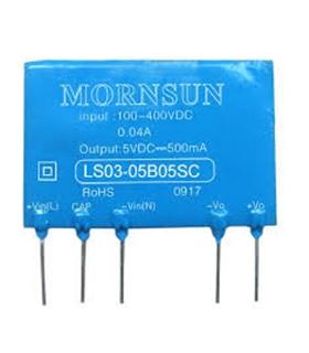 Inp. 85-264Vac Out. 24Vdc 250mA - LS03-05B12SX