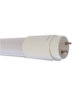 10W T8 LED Tube - Plastic, Natural White, 600 mm - VT6126