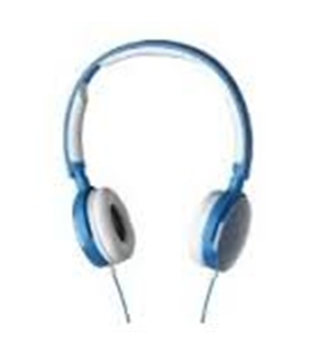 Auscultadores p- MP3 HP FUN Azul - MEL.497371