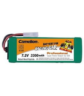 Racing Pack 7.2V 3300mAh Camelion - PROPACK1