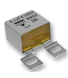 Condensador Poliester 100NF - 2500V - 3161002500