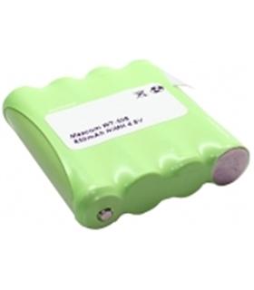 1694LR3800 - Pack Pilhas lr3 4.8V 800Mah NiMh - 1694LR3800