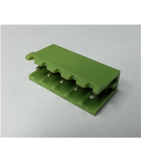 1508360000 - HEADER, 5.08MM, SIDE, 5WAY - 69SL508/5