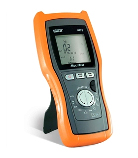 Multifunction TRMS DMM, Safety test on electrical plants - HTM75