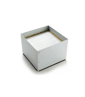 Combinado HEPA / filtro de gás ERSA, para EA 55 i - 3CA09-1001