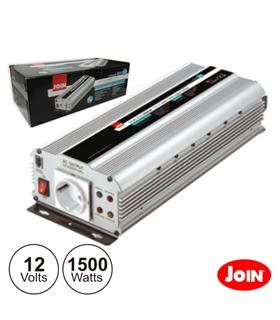 CONVERSOR 12V/230V 1500W ONDA SINUSOIDAL MODIFICADA - KPI1500