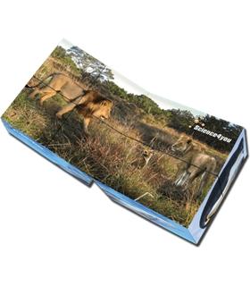 Kit Cubo Científico - Animais Selvagens - 397613
