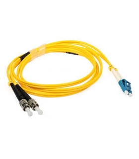 PC-557D / L3457 - Patchcord Ethernet Monomodo Duplex - L3457