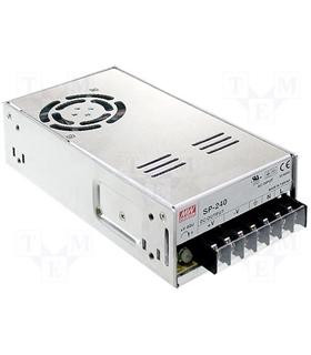 SP24048 - Fonte De Alimentação IN-88/264VAC - OUT-48VDC5A - SP24048