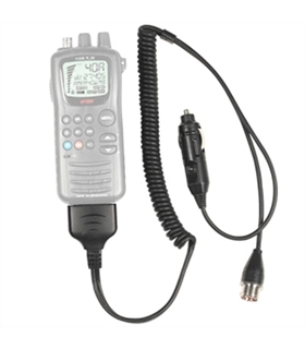 Intek CAR-520 Cabo de alimentação/antena para CB portátil - CAR520