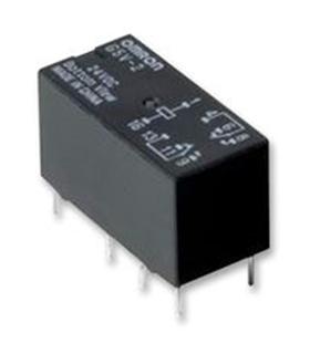 G5V-2-DC24 - RELAY, DPDT 24VDC - G5V-2