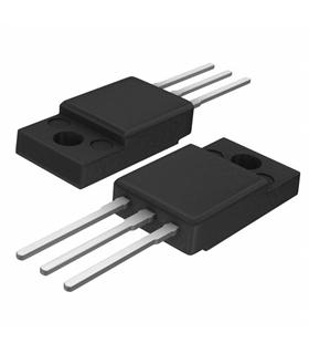 NDF11N50ZG - MOSFET, N CH, 500V, 12A, TO-220FP-3 - NDF11N50ZG