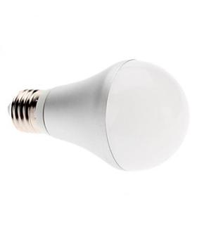 Lâmpada E27 LED esférica opalina 230VAC 4W 3000K 380lm - 306-2041
