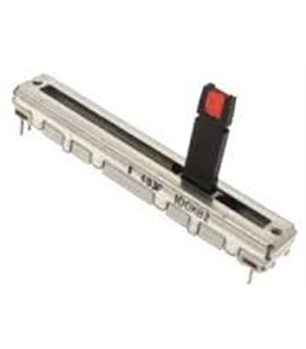 Potenciometro Deslizante 5K 60mm - 1644K7