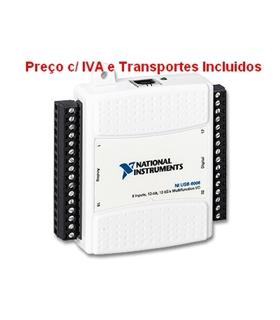 NI USB-6008 - USB-6008 and LabVIEW Student Edition - 779320-22