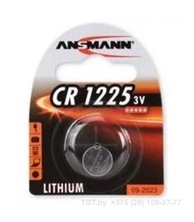 Pilha de Litio 3V Ansmann CR1225 - 1516-0008