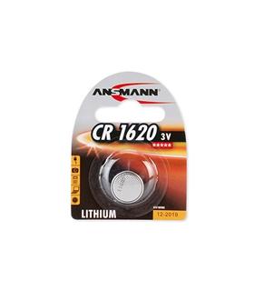 Pilha de Litio 3V Ansmann Cr1620 - 5020072