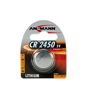 Pilha de Litio 3V Ansmann Cr2450 - 5020112