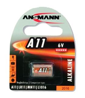 Pilha Alcalina 6V Ansmann A11 - 1510-0007