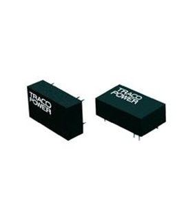 TMH0512S - CONVERTER, DC/DC, 2W, 12V/0.2A - TMH0512S