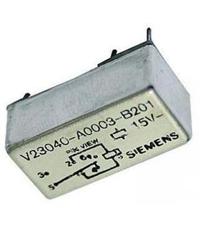 V23040-A0003-B201 - Relé Siemens 15V - V23040-A0003-B201