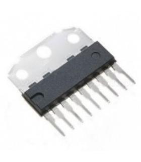 TA7205AP - 5.8W AUDIO POWER AMPLIFIER FOR CAR-STEREO - TA7205