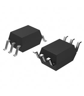 MOC3020XSM - OPTOCOUPLER, SMDIP-6, TRIAC O/P - MOC3020D